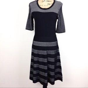Calvin Klein Knit Sweater Dress M